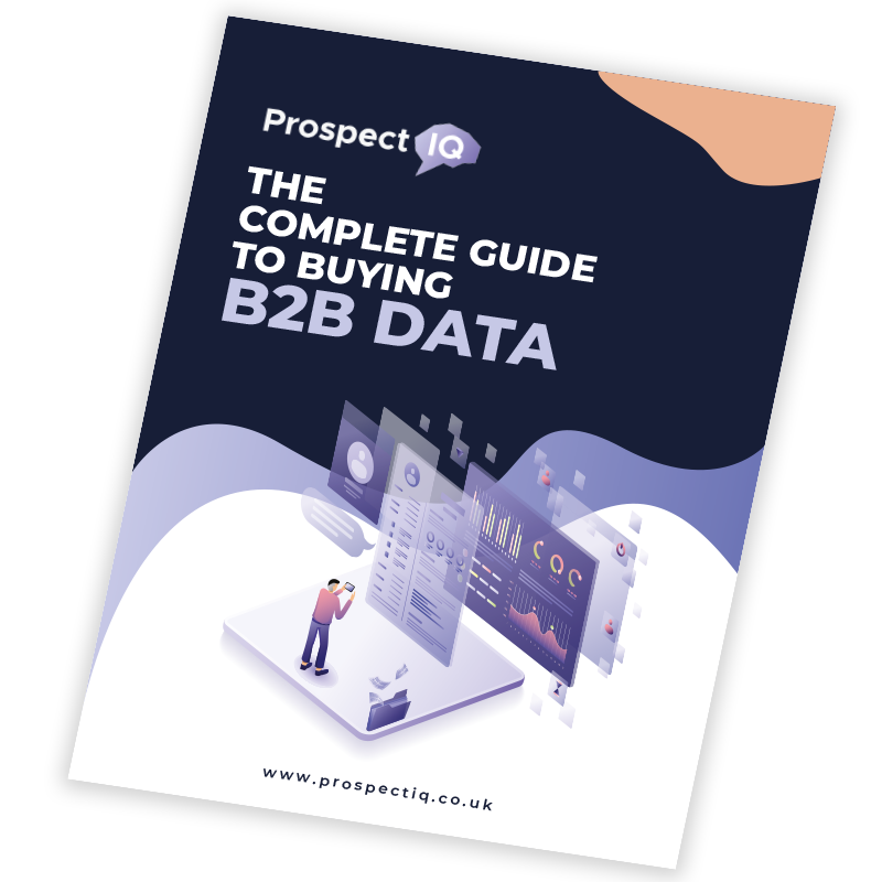 The Complete Guide to Buying B2B Data